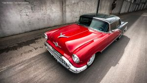 56 Olds 98 by AmericanMuscle