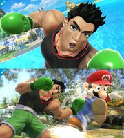 What bugs me about little mac by Assassannerr