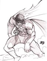 DSC - Bizarro by arsenalgearxx
