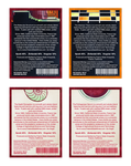 Art and Science Wine Labels Back by chibiktsn