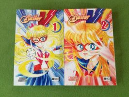 My Sailor V Mangas! New Edition by Kairi2805