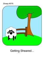 Sheep 76 by cakhost