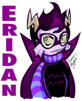 Eridan or something by SkippyWoodFood