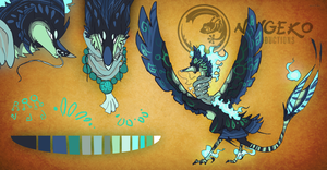 Wicker-wing custom +species info by Ningeko16