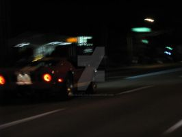 Ford GT Driving by hk-bladelaw-hk