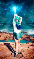Sailor Neptune - Invocation by Aliceincosplayland