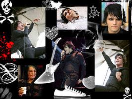 Yay, More Gerard by mcr-fan-club