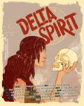 Delta Spirit Poster by trojan-rabbit