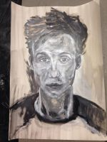 Painting of my Friend 2 by JakeCutler7