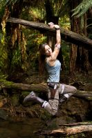 Tomb Raider (2013) - Hold Tight by ShonaAdventures