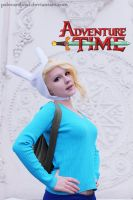 My Fionna - Adventure Time by palecardinal