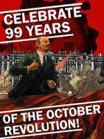 99 Years of Red October by Party9999999