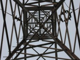 Electric tower. by Martensik