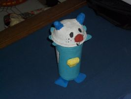 craft Oshawott cup by efilvega