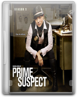 Prime Suspect - Season 1 by Movie-Folder-Maker