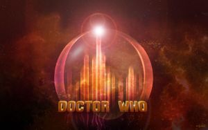 Citadel of the Time Lords by evionn