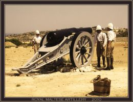 Royal Maltese Artillery by SimonLMoore