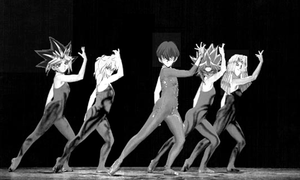 The Yu-gi-oh Ballet by Aleksandros