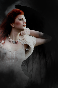 Dark Angel by CoverMeDesigns