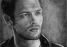 The Vampire Diaries - Klaus by SmoothCriminal73