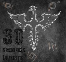30 Seconds To Mars by Degrocris