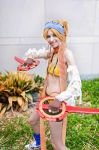 FFX-2: Rikku 52 by J-JoCosplay
