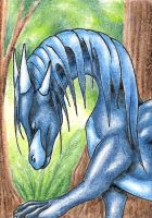 ACEO Samantha by ElorenLeianor