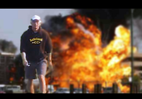 Cool guys don't look at explosions by GreyVanska