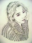 SNSD - Taeyeon ~~ I ~~ by AliceRossi