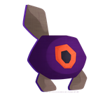Shiny Roggenrola by LunaticLily13