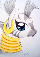 Zecora Bust by PrettyPinkP0ny