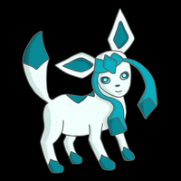 Glaceon by Freeze-Shock
