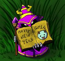 Happy New Year by Seadre