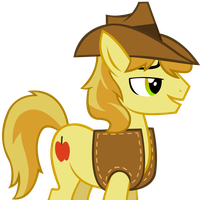 Everypony's gay for Braeburn by TardisBrony