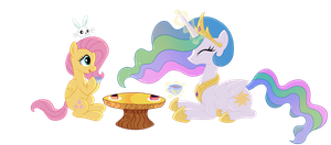 Tea party by kas92
