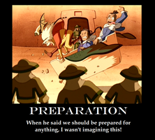 Preparation - Avatar Poster by the-rose-of-tralee