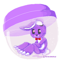 Capsule Bonnie by Toxic-Chuckle