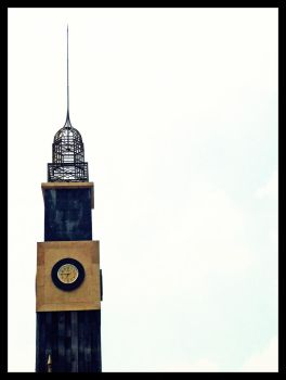 Brawijaya Clock Tower by rajajowaz