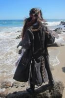 Elo Sparrow - Beach, wind by elodie50a
