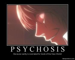 LIGHT YAGAMI DEMOTIVATIONAL by cwpetesch