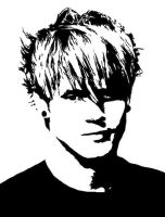 Black and White Dougie by simplexcalling