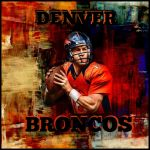 Go Bronco's.. by candysamuels
