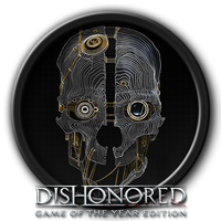 Dishonored: Game Of The Year Edition Icon by kodiak-caine
