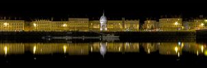 Nantes by night by ArtSouilleurs