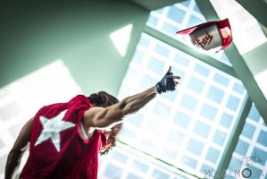 AX 2013: Terry Bogard 3 by ModelMosa