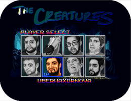 Creatures Pixelart Shirt nr. 6: UberHaxorNova by LittleSealilly
