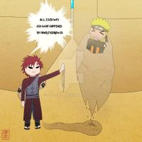 Hey Gaara I've always wanted to ask... by Kyoshi-M