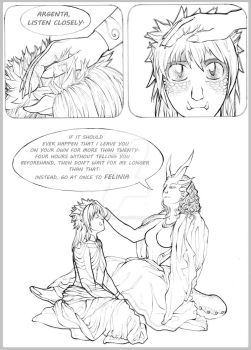 PASTMASTERS pag 21 by TeamStormbow