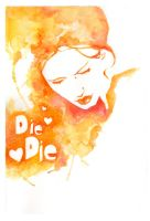 Die die my darling by Nachan