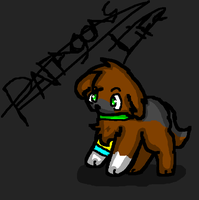 paragons life cover by paragonthapuppy